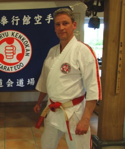 Chief Instructor Shindokai Dojo